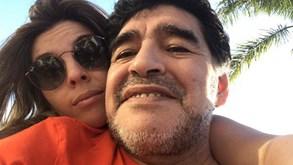 Maxi López 'entra' na guerra entre Maradona e a filha Dalma