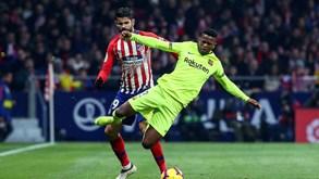 Barcelona-Atlético Madrid: Espetáculo prometido