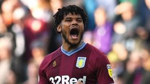 Rotherdam-Aston Villa: Futebol inglês não pára