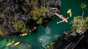 Red Bull Cliff Diving: Temporada arranca com etapa inédita nas Filipinas