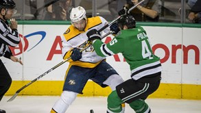 Nash. Predators-Dallas Stars: Duelo decisivo
