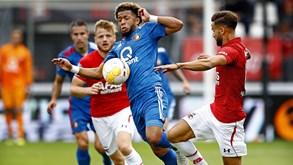 Feyenoord-AZ Alkmaar: De olho na Liga Europa