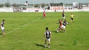 Vilafranquense-Caldas, 5-1: Goleada da superação ribatejana