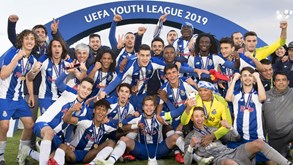 FC Porto vence Chelsea e conquista UEFA Youth League