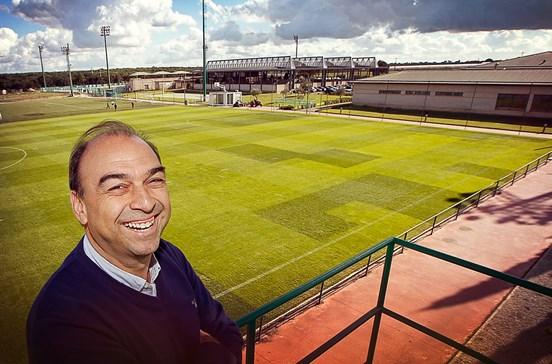 6951e185906 Paulo Gomes deixa promessa  «Academia do Sporting será a melhor do Mundo»