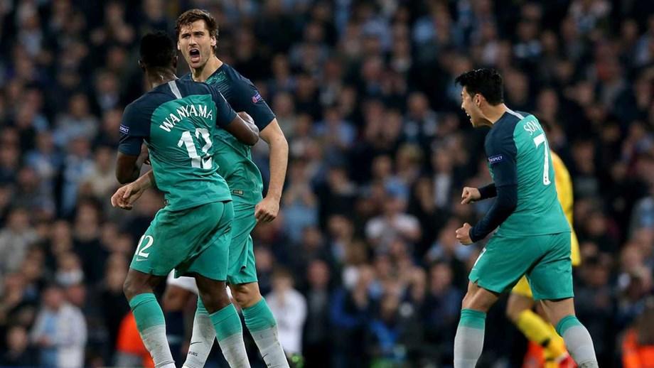 ed7a54177 Barcelona-Liverpool e Ajax-Tottenham nas meias-finais da Champions ...