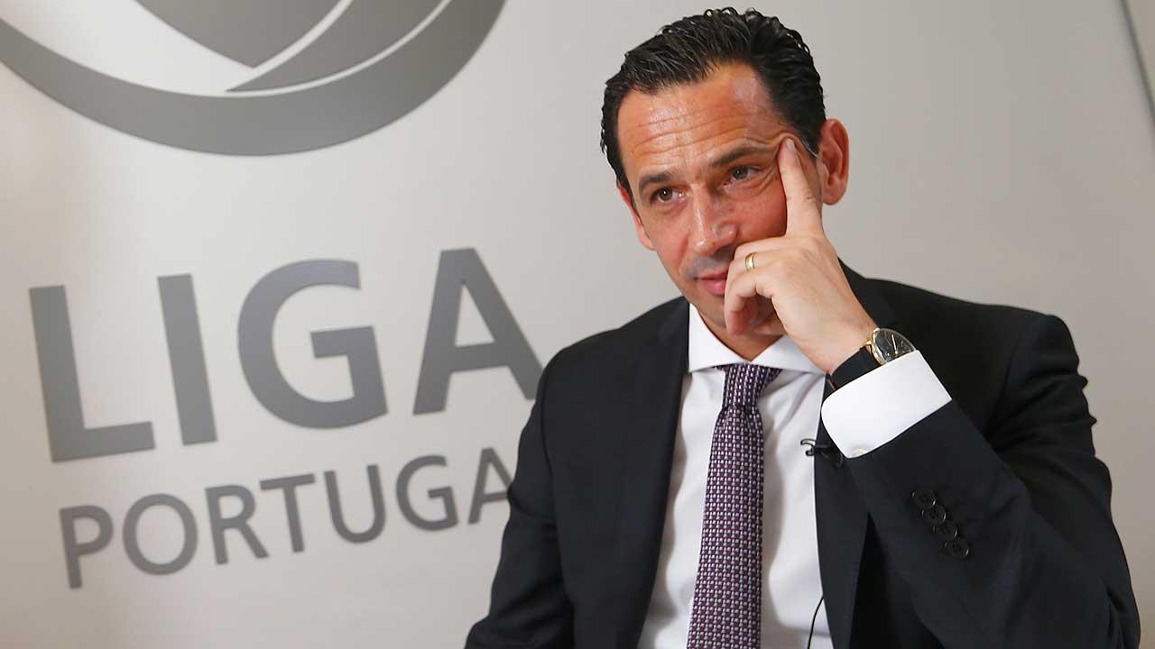 Resultado de imagem para Pedro Proença reeleito presidente da Liga com grande maioria