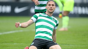 Avançado do Sporting