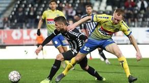 Westerlo-Charleroi: Liga Europa em ponto de mira