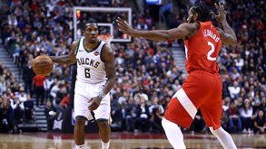 Milwaukee Bucks-Toronto Raptors: Arranca a luta no Este