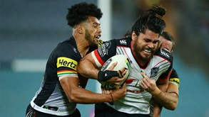 Pen. Panthers-NZ Warriors: Vitórias precisam-se