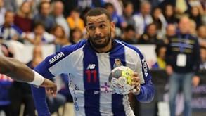 Füchse Berlim-FC Porto: Dragões lutam na Alemanha
