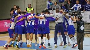 FC Porto ataca final four da EHF