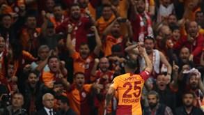 Galatasaray-Basaksehir: Título tão perto