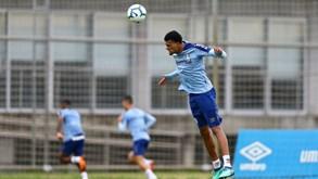 Grémio-Atlético Mineiro: Arranques bem diferentes
