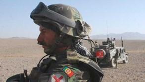 Varandas seguiu final de 2008 em... Kandahar