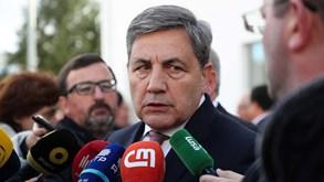 Federação prevê lucro de 2,5 milhões de euros