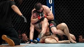 McGregor revela erros sete meses depois da derrota com Khabib Nurmagomedov