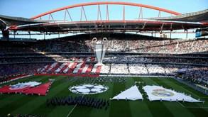 Final da Luz foi há cinco anos e UEFA recorda os melhores momentos