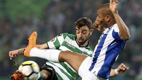 Quem Bruno Fernandes tiraria da equipa do FC Porto? «Brahimi! Tem rasgos de génio»