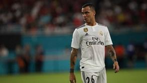 Raúl de Tomás e o objetivo para o futuro: «Continuar a jogar na Liga espanhola»