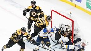 St. Louis Blues-Boston Bruins: Terceiro jogo da decisão da NHL
