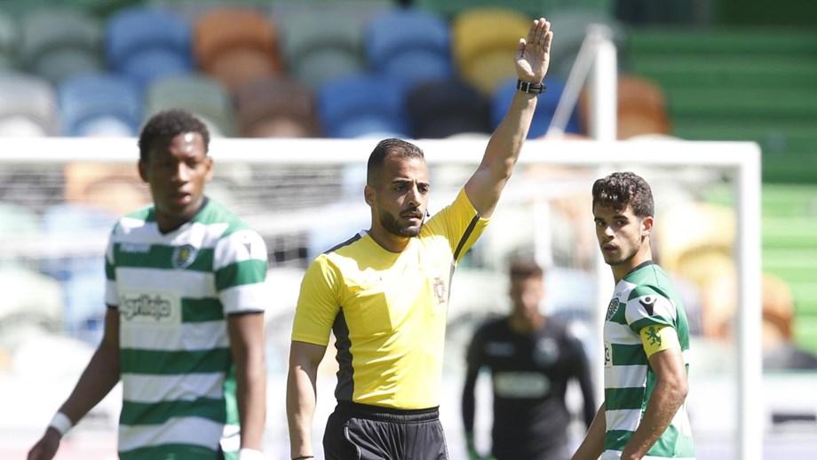 f166d9ec8 Tomás Silva  «Tem um sabor especial ganhar ao Benfica em Alvalade ...