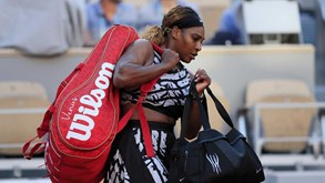 Serena Williams eliminada na terceira ronda