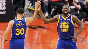 Warriors vencem em Toronto e empatam final da NBA