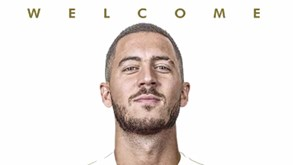 Oficial: Hazard reforça o Real Madrid
