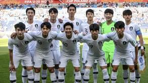 Coreia do Sul passa às 'meias' e vai defrontar o Equador