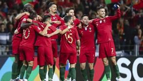 Vitória na Liga das Nações rende mais de 10 milhões de euros