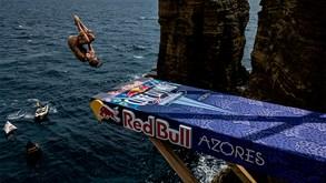 Red Bull Cliff Diving: Vem aí um sábado repleto de ação