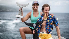 Red Bull Cliff Diving: Rhiannan Iffland e Gary Hunt vencem nos Açores
