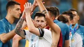 Venezuela-Argentina: Messi e companhia não querem ficar por aqui