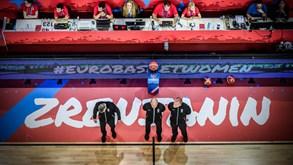 Eslovénia-Turquia: Continua o Europeu feminino