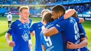 Molde FK-SK Brann: O melhor do futebol norueguês