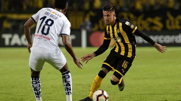 Peñarol acena com Brian Rodríguez para ficar com Lema