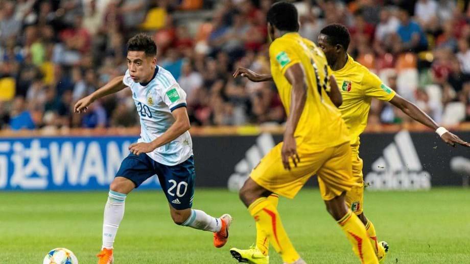 Argentina e França eliminadas nos oitavos de final
