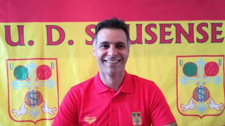 ÚLTIMA HORA: Renato Assunção deixa comando técnico do Sousense