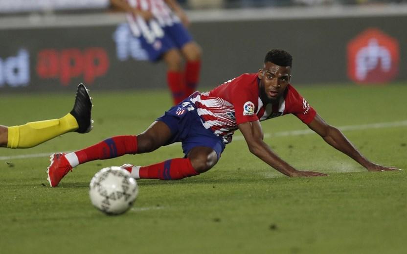 19. Thomas Lemar, Atlético Madrid.  Se bajó 10 millones, ahora vale 50