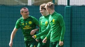 FK Sarajevo-Celtic Glasgow: Aí está a Champions