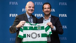 Frederico Varandas pede proteção à FIFA para clubes formadores