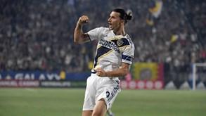 LA Galaxy-SJ Earthquakes: Futebol pela madrugada fora