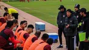 Dep. La Equidad-Royal Pari Sion: Joga-se a Copa Sudamericana