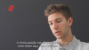 Vietto apresenta-se aos adeptos do Sporting: «Não gosto de passar despercebido»