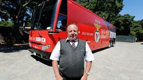 Benfica tem um motorista especial nos Estados Unidos