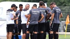 V. Guimarães vai ao Luxemburgo na 2.ª pré-eliminatória da Liga Europa