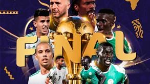 Senegal-Argélia: Hora das decisões na CAN'2019