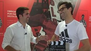 Assistências para Messi e Ronaldo: o que Jonas gostaria de ter feito e não fez